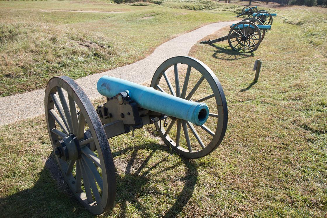Fort Stedman Cannon
