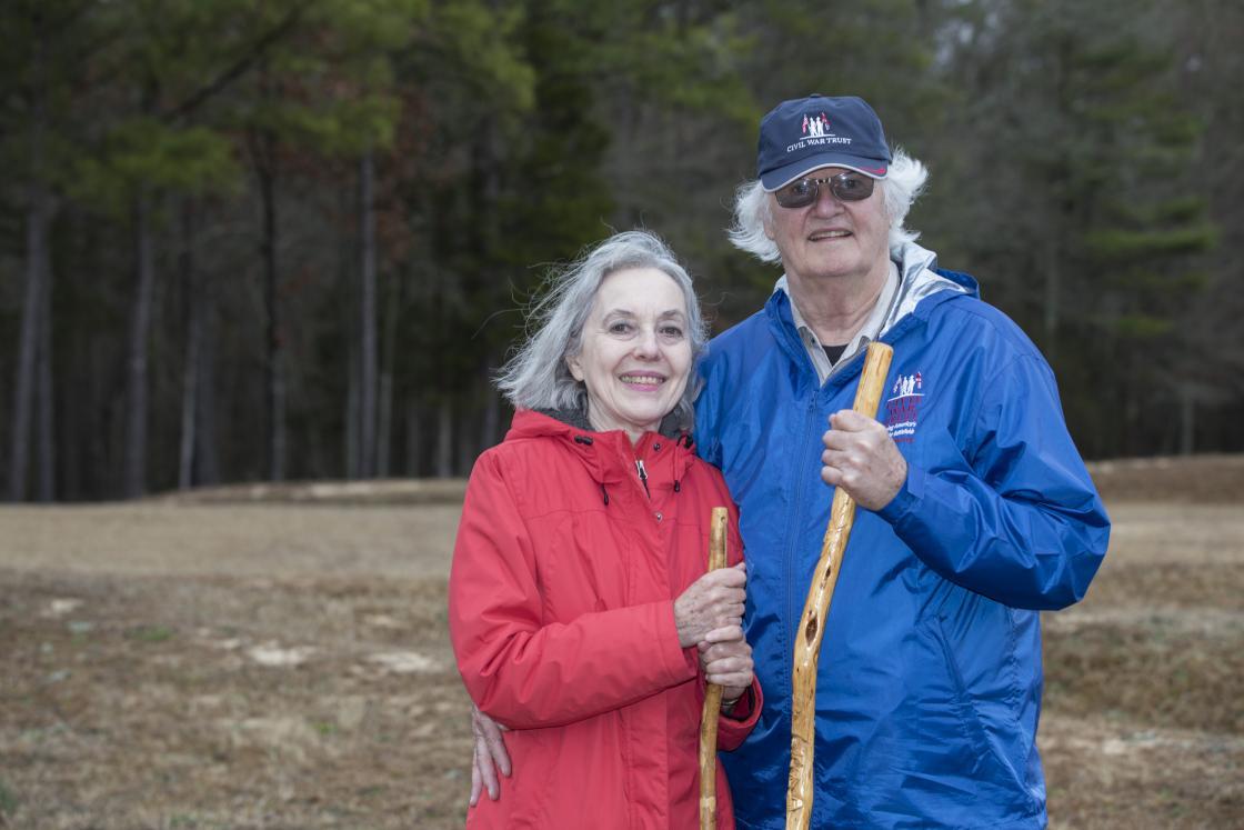 Don and Pat Granstra