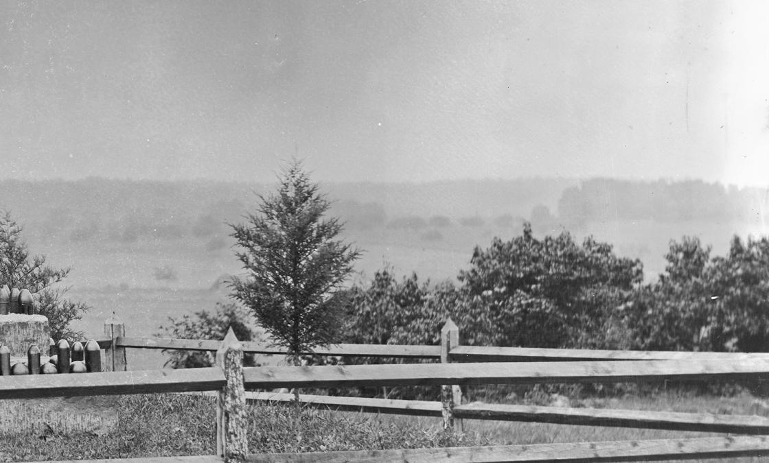 Groveton Monument - Right