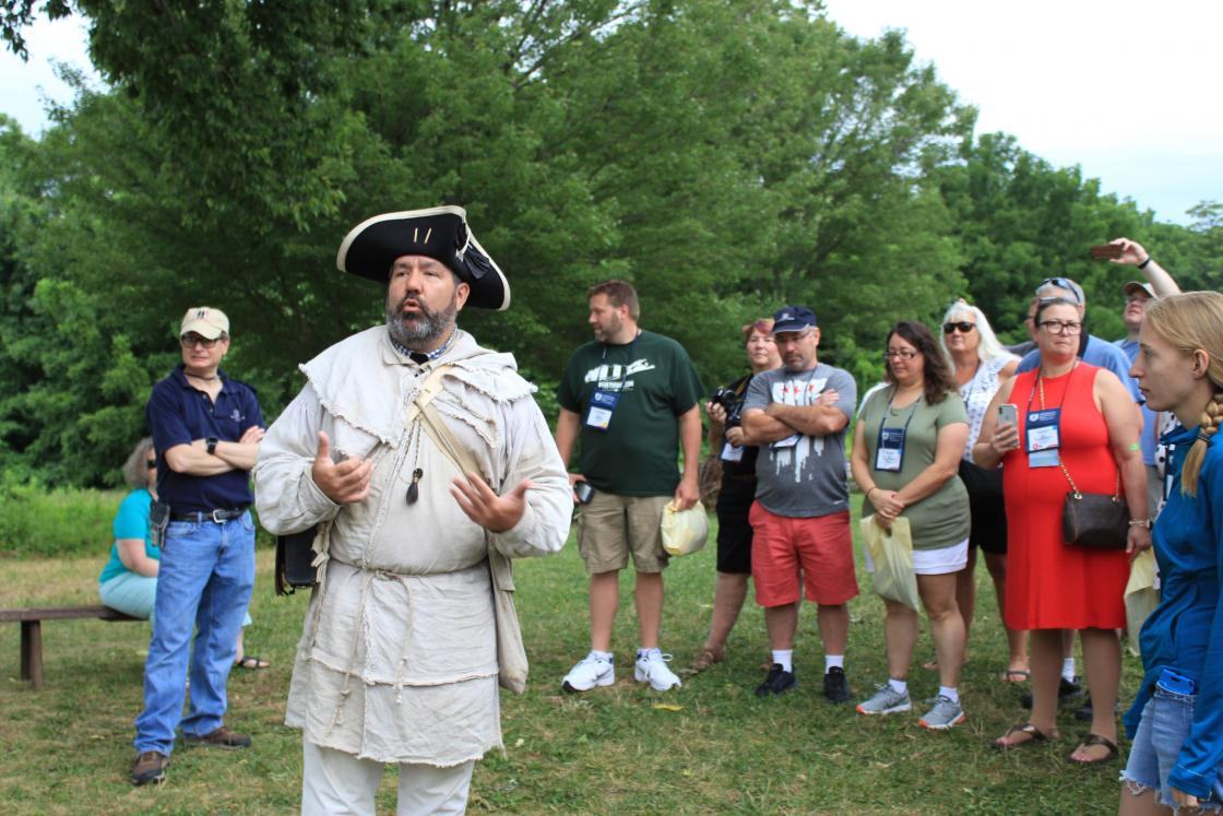 Living History at Valley Forge
