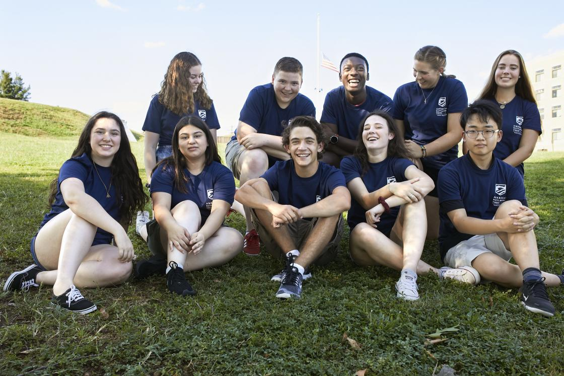 Youth Leadership Team Group