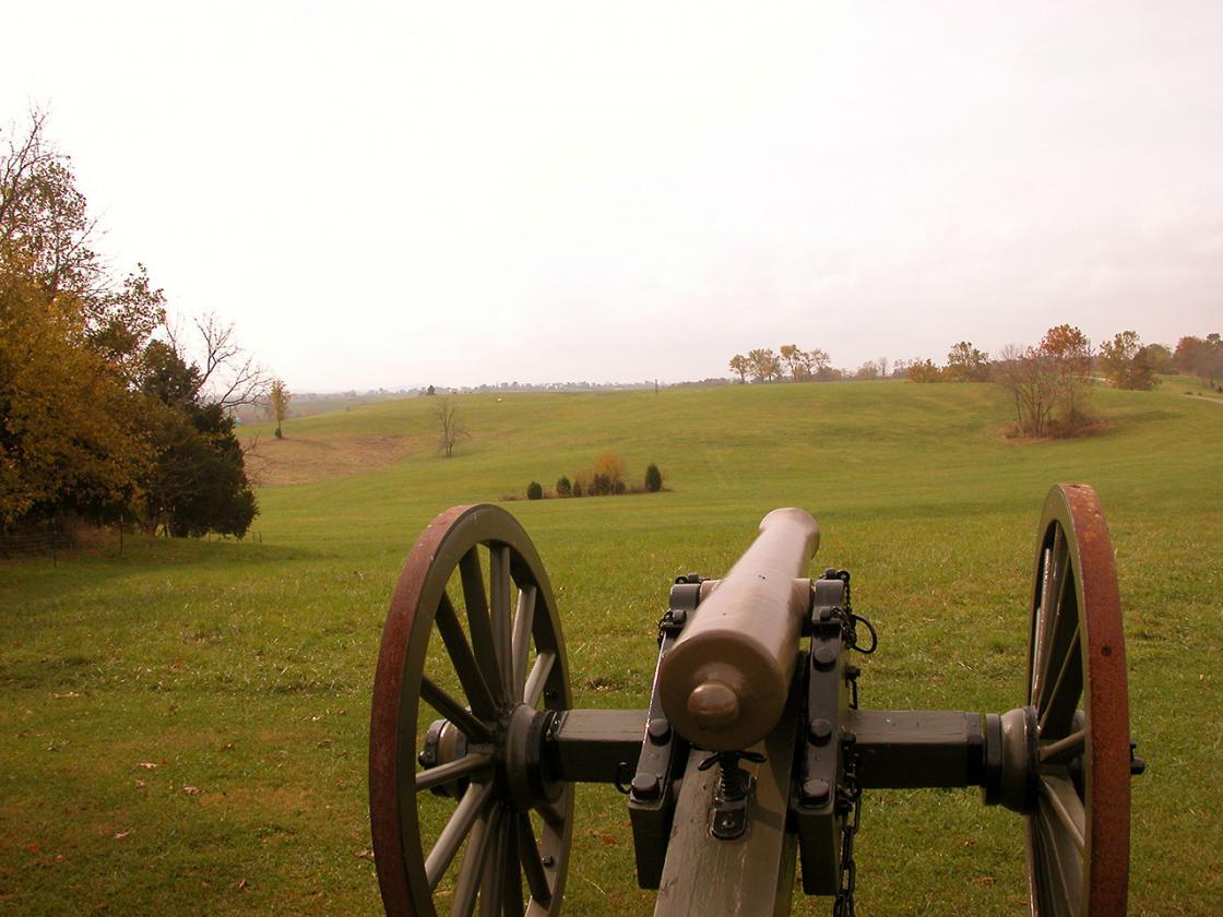 Lumsden's Battery - Perryville