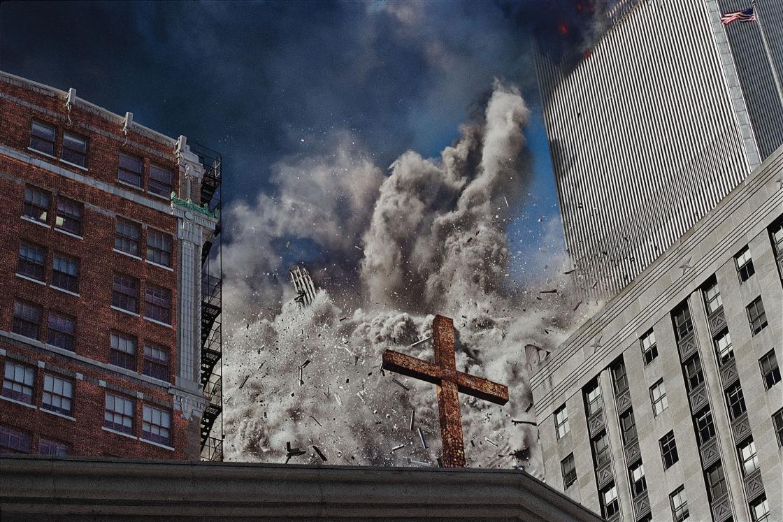 James Nachtwey's Photo of NewYork, USA, 2001