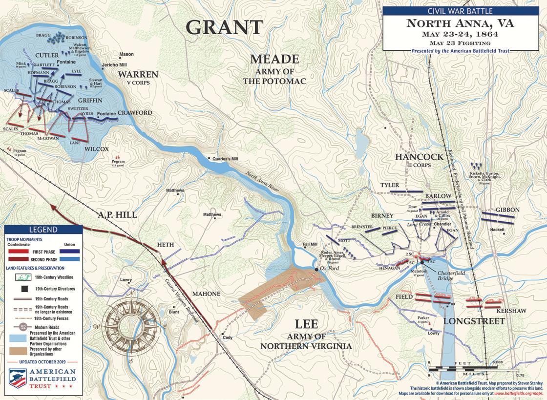 North Anna - May 23, 1864 (November 2019)