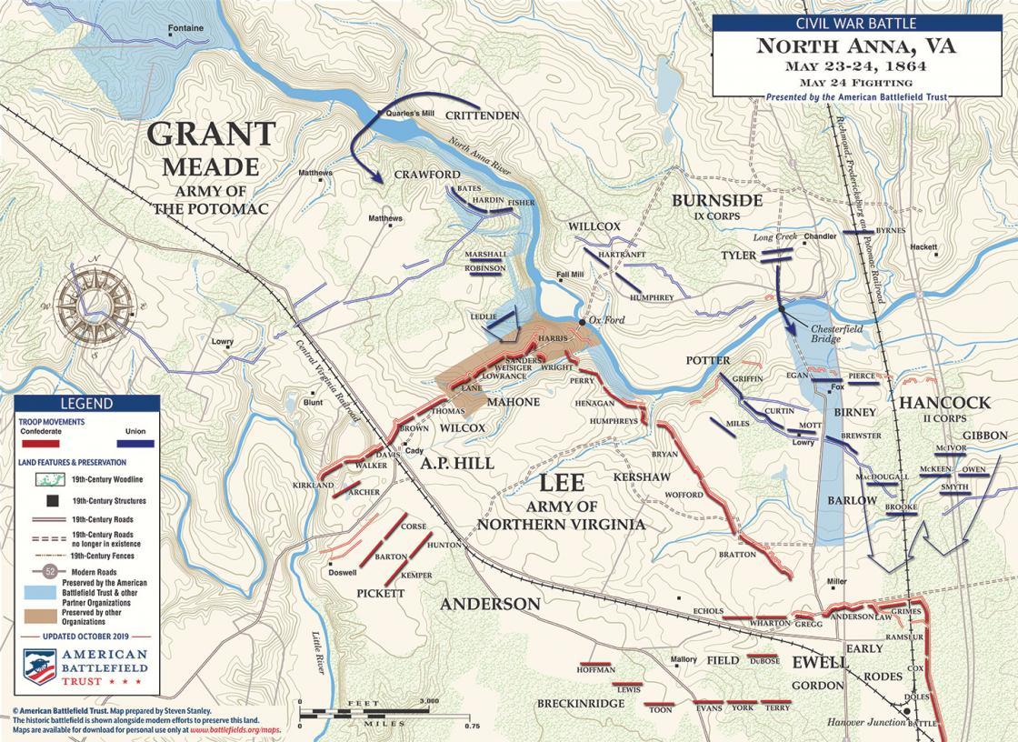 North Anna - May 24, 1864 (October 2019)