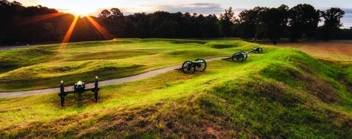 Petersburg Fort Steadman Secor