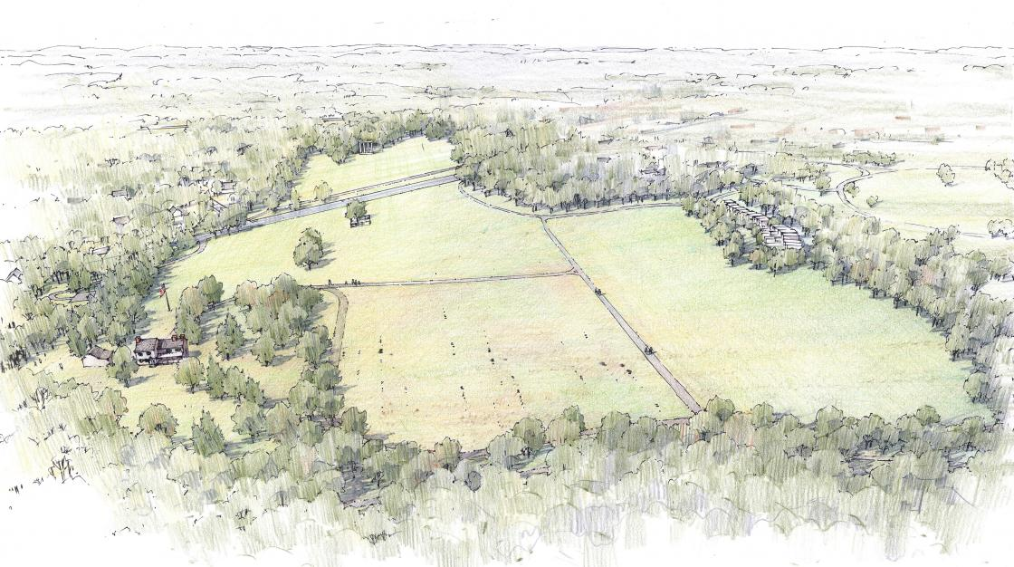Preservation Vision for Princeton Battlefield