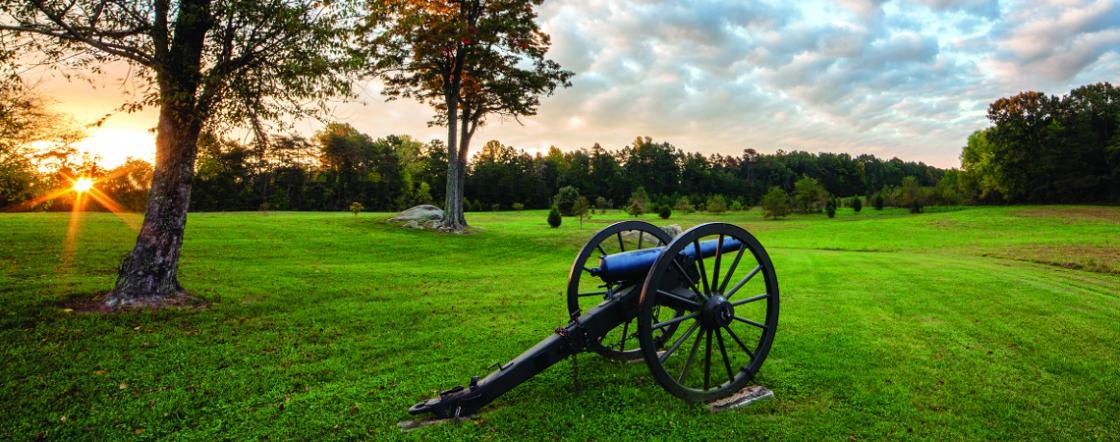 Sailors Creek Cannon Secor