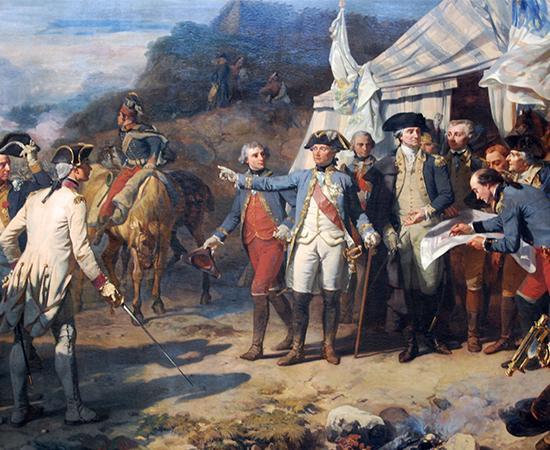 Marching to Victory: The Washington-Rochambeau National Historic Trail