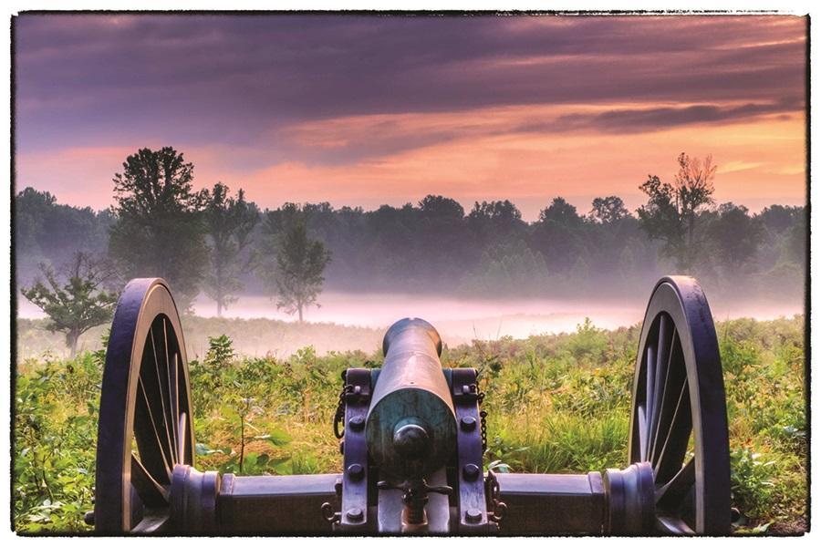 Spotsylvania Cannon