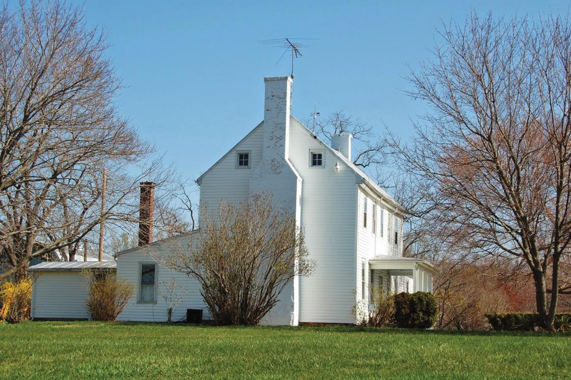 Spotsylvania Harris Farm House