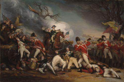 The Death of General Mercer