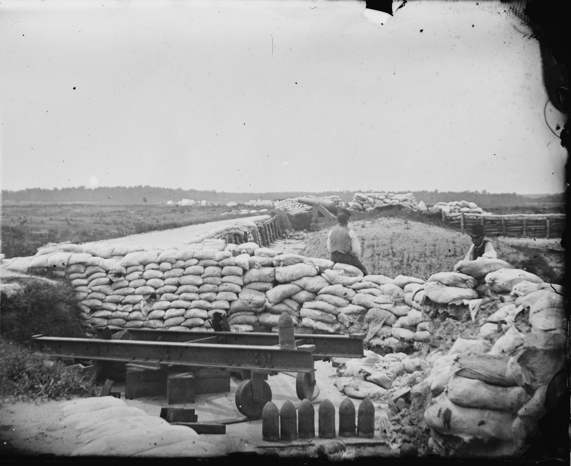 Yorktown 1862 Land Saved by the Trust