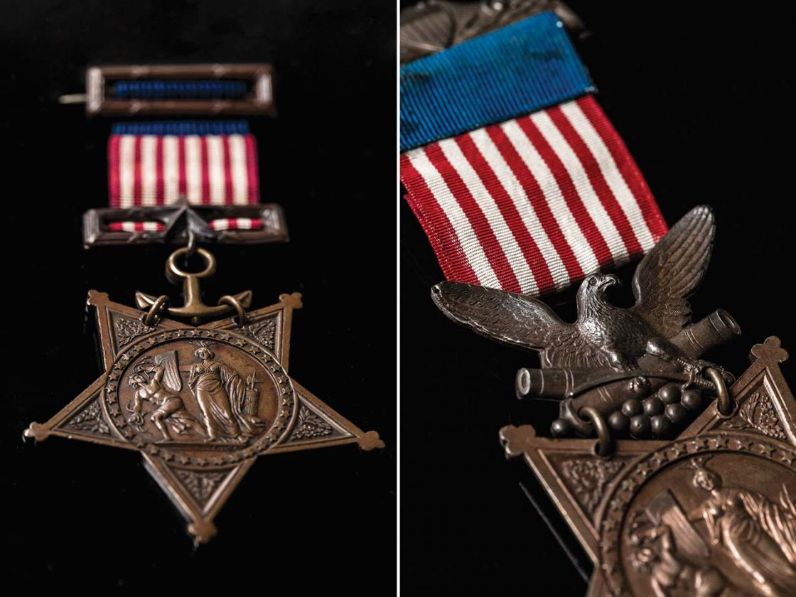 Army and Navy Medal of Honor Details