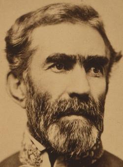 Gen. Bragg Portrait