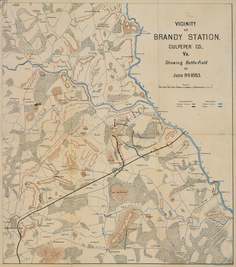Vicinity of Brandy Station