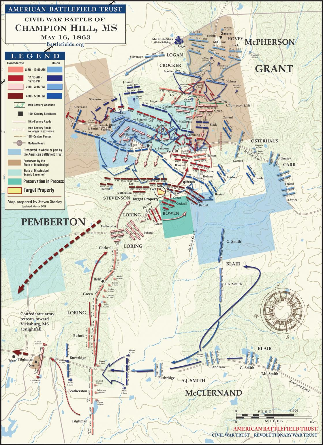 Champion Hill - May 16, 1863