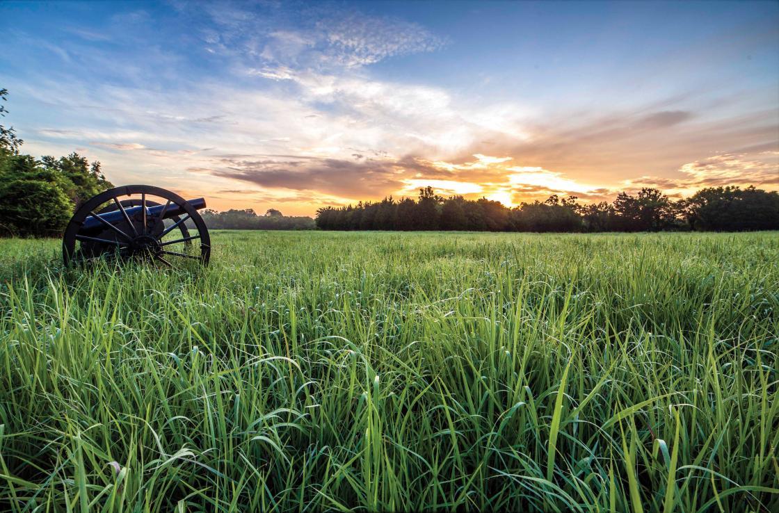 Chancellorsville Battlefield, Scene of Preservation Fight