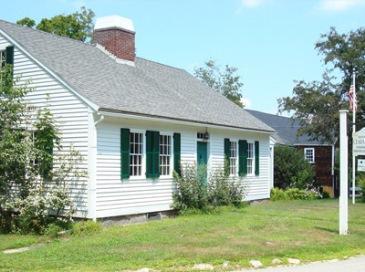 Clara Barton Birthplace