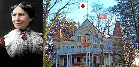 Clara Barton National Historic Site 1