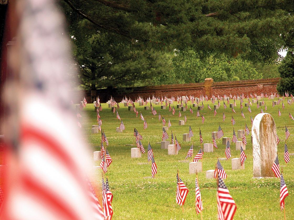 Fredericksburg National Cemetery