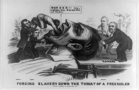forcing slavery down the throat of a freesoiler_small.jpg