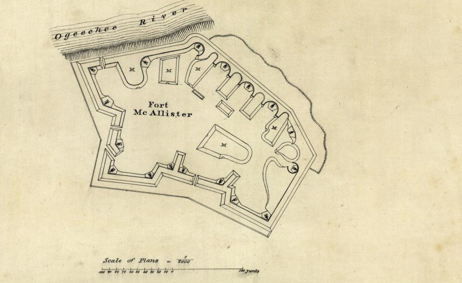 Fort McAllister : [Georgia]