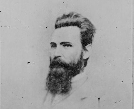 John Gregg lithograph