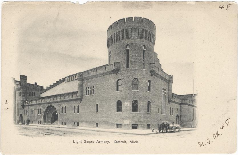 Detroit Light Guard Armory