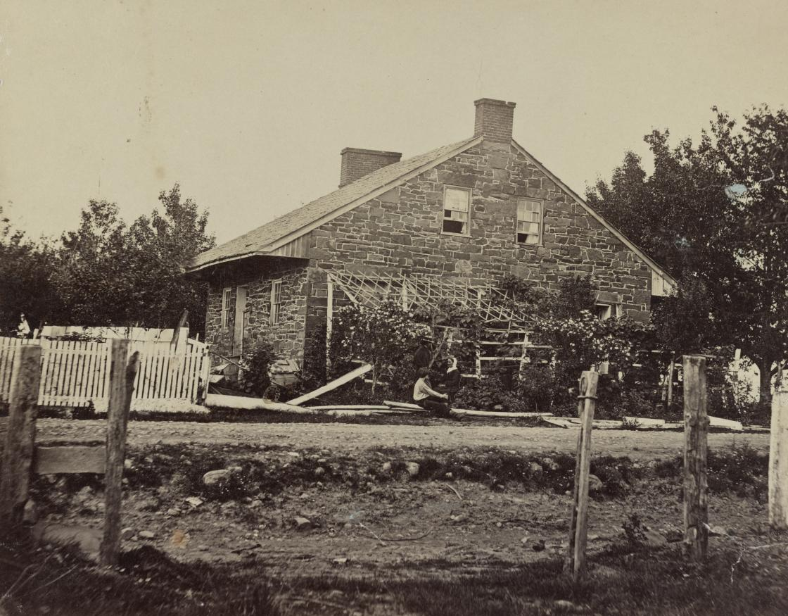 Lee's Headquarters - Historic Mary Thompson House