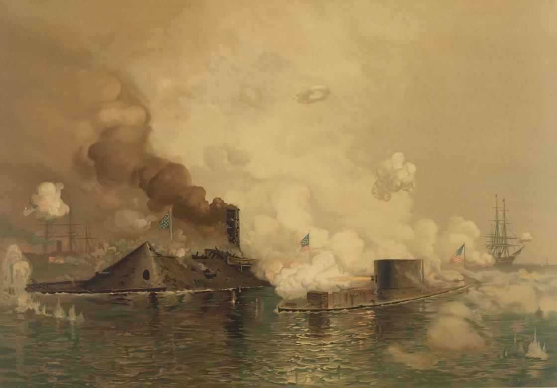 Battle of Hampton Roads