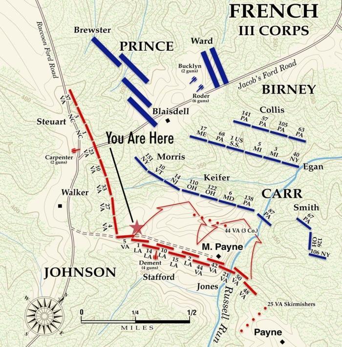 Payne's Farm map 700px