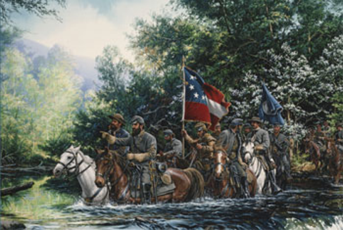 Stonewall Jackson - John Paul Strain