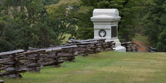 Sunken Road at Shiloh