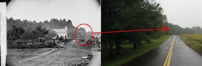 """""""The Gate"""" Then and Now"""
