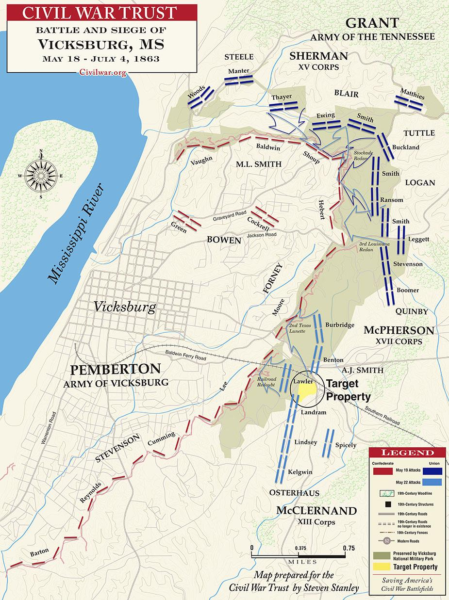 Battle and Siege of Vicksburg