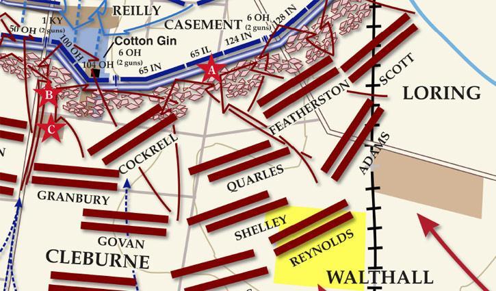 Walthall's Advance Map Display