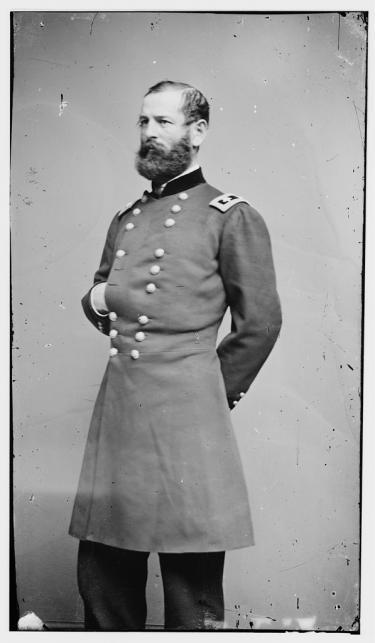 Major General Fitz John Porter