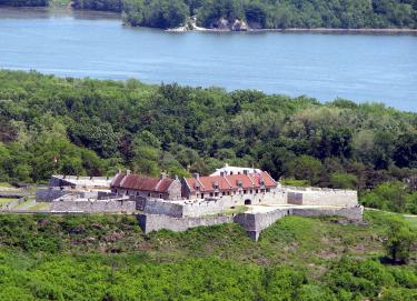 Fort Ticonderoga Quiz Landscape and Square