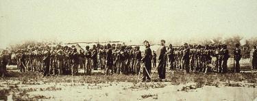 1st Colored Infantry Landscape