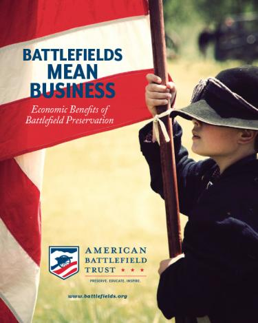 Battlefields Mean Business Report Cover