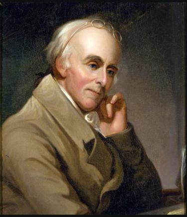 A portrait of Benjamin Rush