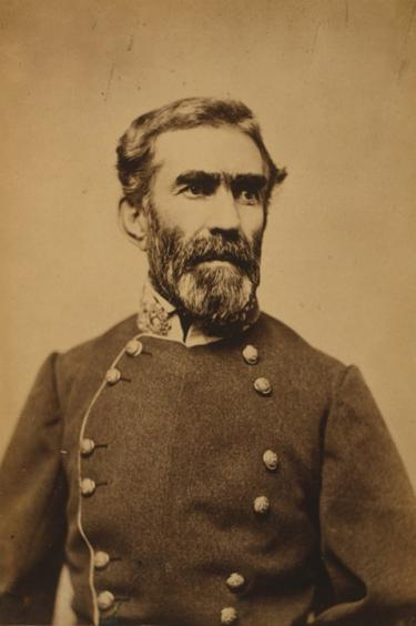 This is an image of Braxton Bragg.