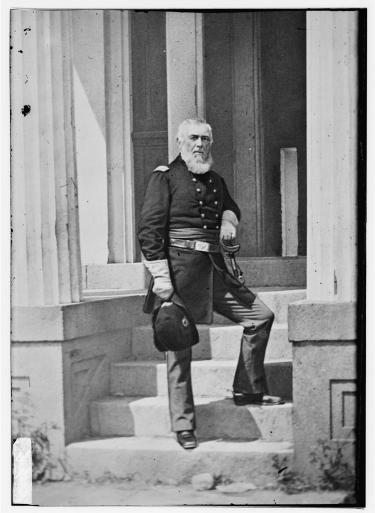 Brigadier General Dixon S. Miles