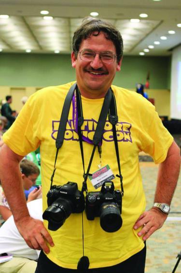 Bruce Guthrie Portrait