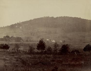 Cedar Mountain 1863