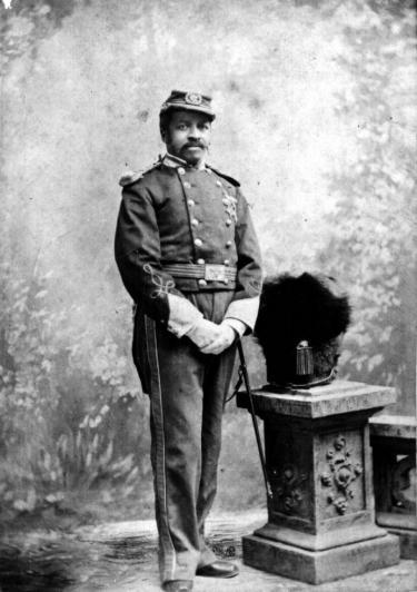 Sgt. Maj. Christian A. Fleetwood