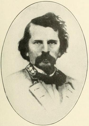 Major General Earl Van Dorn