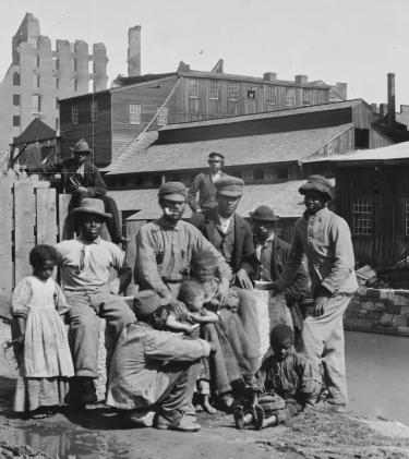 Freedmen in Richmond