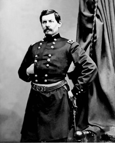 Major General George B. McClellan